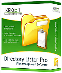 Portable-Directory-Lister-Pro